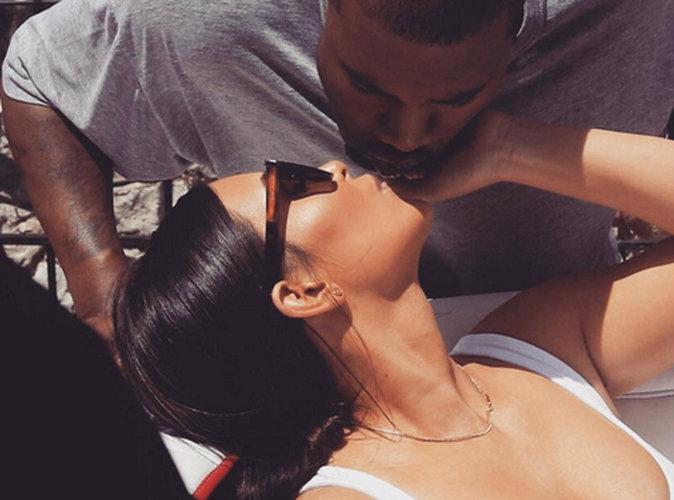 Kanye West : Avec Kim Kardashian, il se contente de peu !