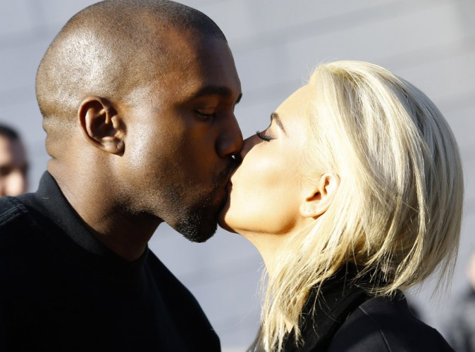 Kanye West : Awesome, sa chanson dédiée à Kim est la risée du net !