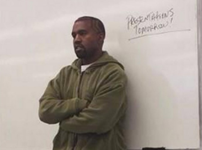 Kanye West : condamné à 250 heures de travaux d'intérêt général, il donne des cours de mode !