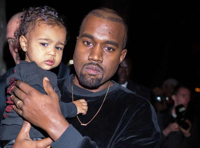 Kanye West : il a acheté un énorme diamant à North !