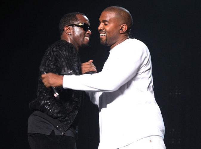 Kanye West : Il crée de nouveau l'événement avec P. Diddy !