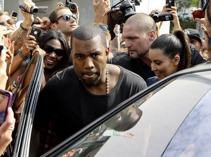 Kanye West : il dépense 2 millions de dollars en voitures blindées pour protéger Kim Kardashian et Nori !