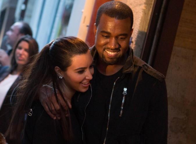 Kanye West : il dépense 50000 dollars dans deux magasins parisiens pour faire plaisir à sa chérie Kim Kardashian !