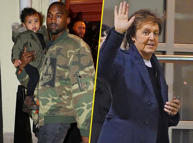 Kanye West : il dévoile Only One, avec Paul McCartney… Kim Kardashian fond !