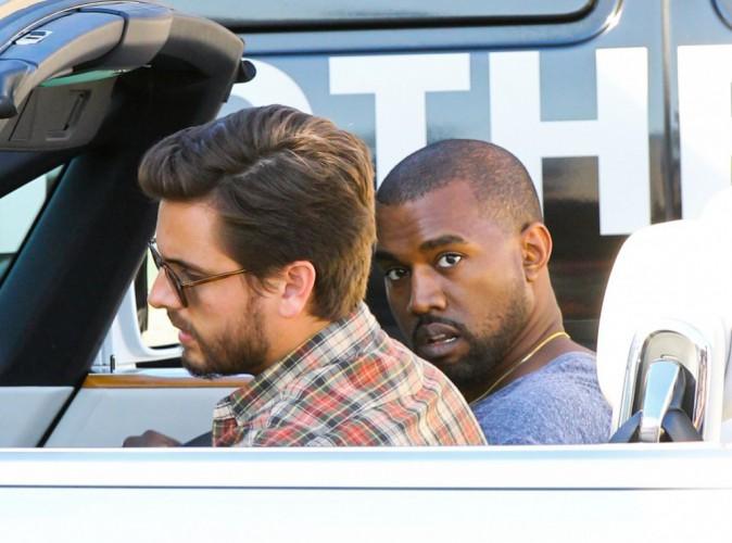 Kanye West : Il est furieux contre Scott Disick !