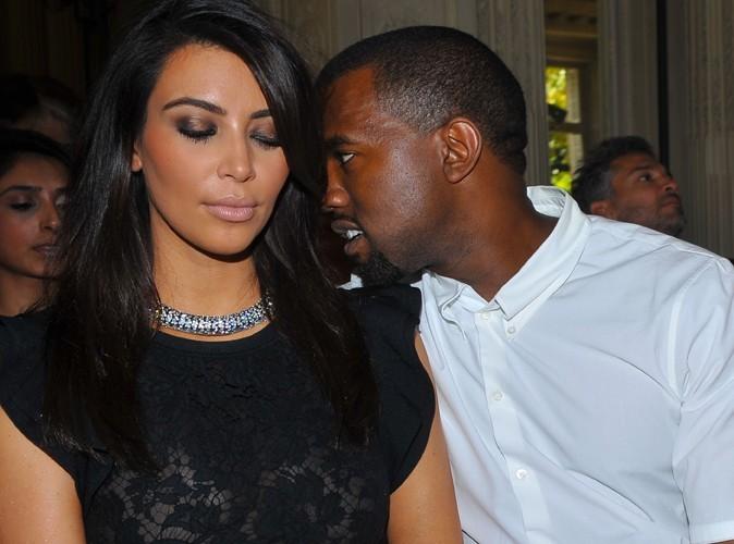 Kanye West : il n'en a rien à faire si Kim ne perd pas ses kilos de grossesse…