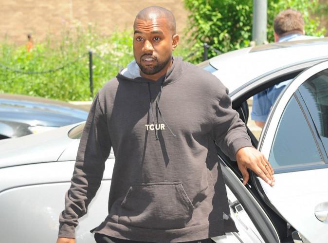 Kanye West : il se met � la di�te et au sport !