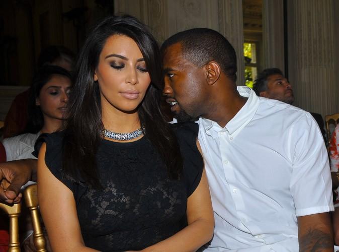"""Kanye West : """"Il tient plus au mariage que Kim Kardashian"""" !"""