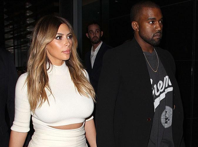 """Kanye West : """"J'ai voulu épouser Kim dès la première fois que je l'ai vue"""" !"""
