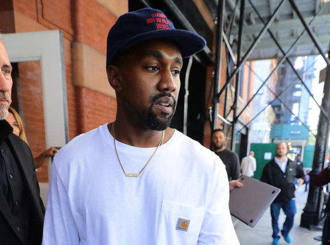 Kanye West : Le chef de famille, c'est lui !