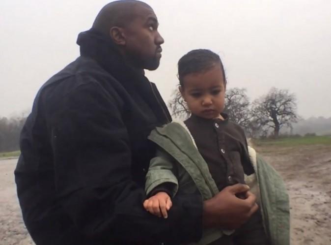 """Kanye West : le clip """"Only One"""" enfin dévoilé en entier !"""
