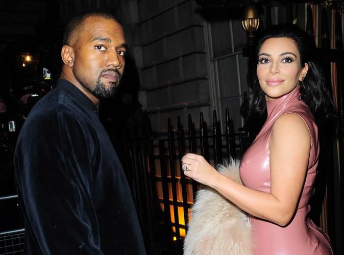 """Kanye West : les fesses de Kim en Une des magazines ? """"Il faut montrer la beauté"""" !"""