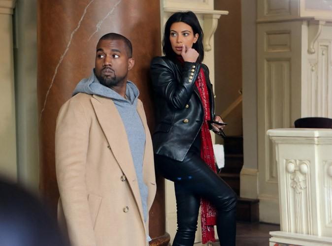 Kanye West offre un drôle de cadeau de mariage à Kim Kardashian !