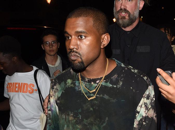 Kanye West : On n'est pas près de le revoir  !