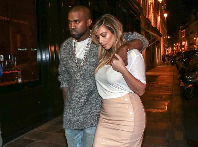Kanye West : pour le lancement de sa tournée, il rend hommage à sa Kim en portant un tee-shirt sexy à son effigie...