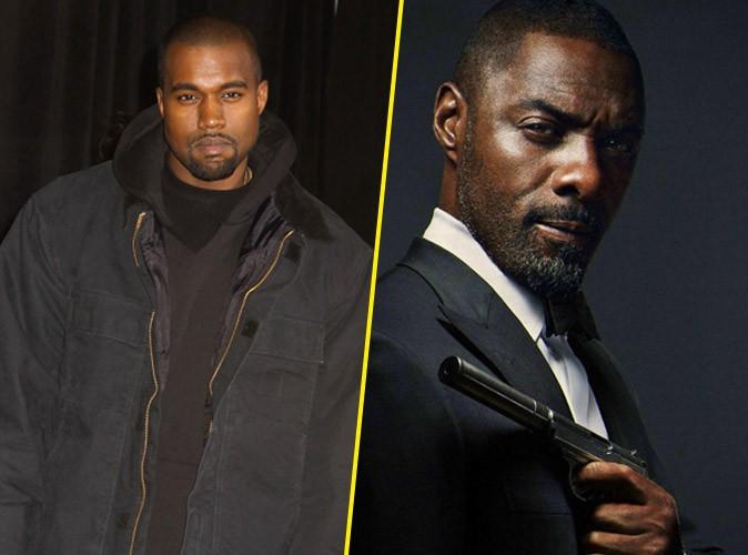 """Kanye West : un James Bond Noir ? """"Ce serait être visionnaire"""" !"""