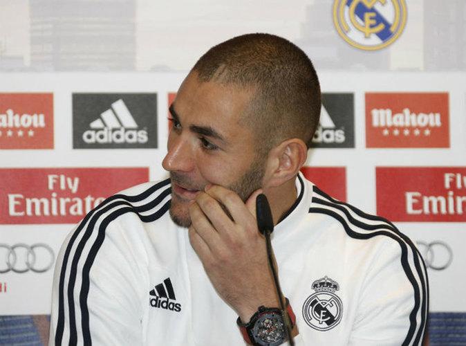 Karim Benzema demande à la FFF de faire confiance à la justice !