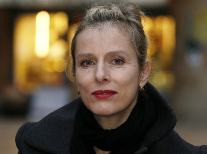 "Karin Viard défend Julie Gayet : ""Ce n'est pas Zahia !"""
