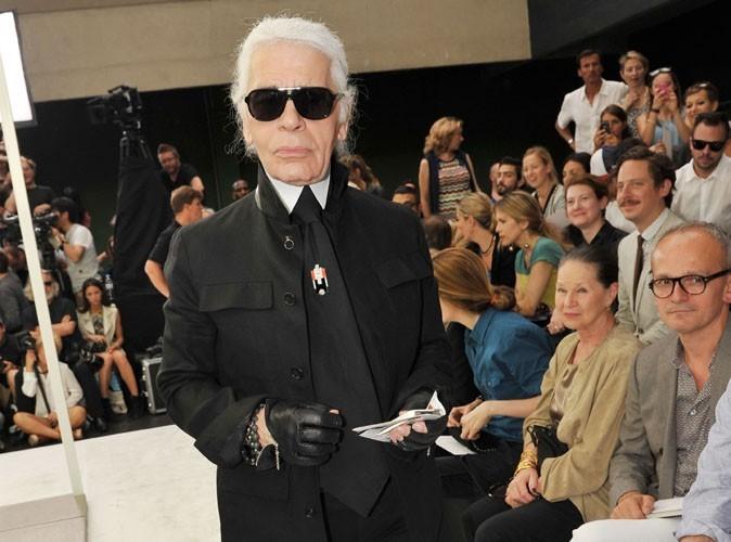 """Karl Lagerfeld : Carole Middleton est """"plus sexy que ses filles"""" !"""