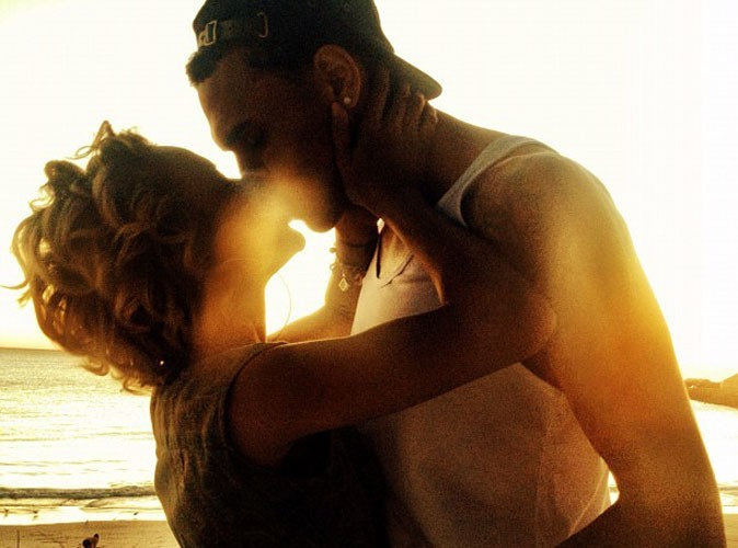 Karrueche Tran affiche son amour pour Chris Brown !