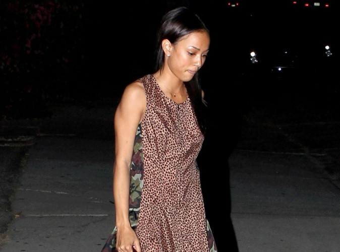 Karrueche Tran : apparition difficile depuis sa rupture avec Chris Brown...