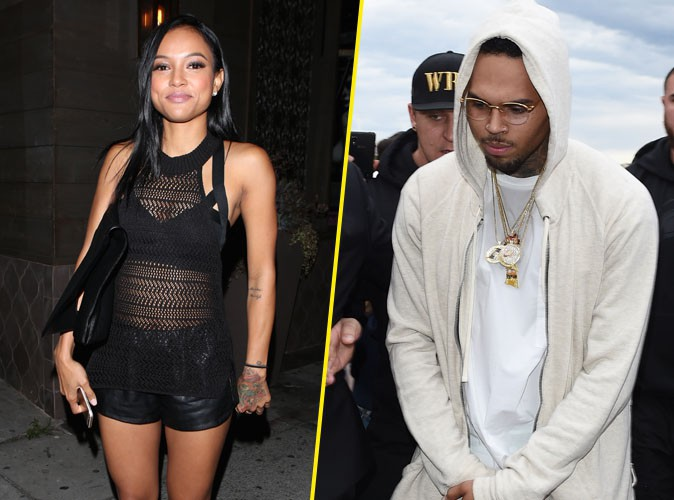Karrueche Tran : harcelée par Chris Brown, la police doit intervenir !