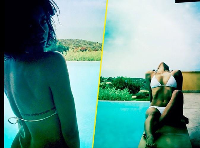 "Kat Graham : la star de ""The Vampire Diaries"" s'affiche ultra-sexy en bikini !"