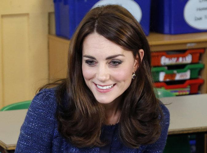 Kate de Cambridge est-elle enceinte de jumelles ?