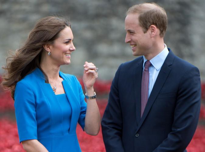 Kate et William : c'est officiel, la Duchesse de Cambridge est enceinte de son deuxième enfant !