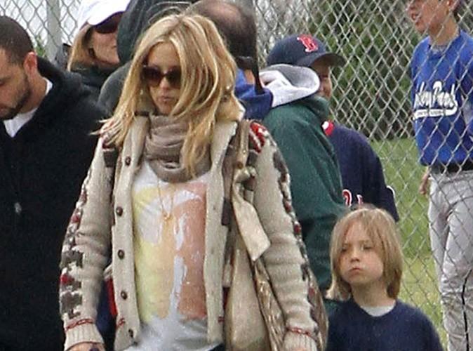 Kate Hudson adore être une jeune maman !