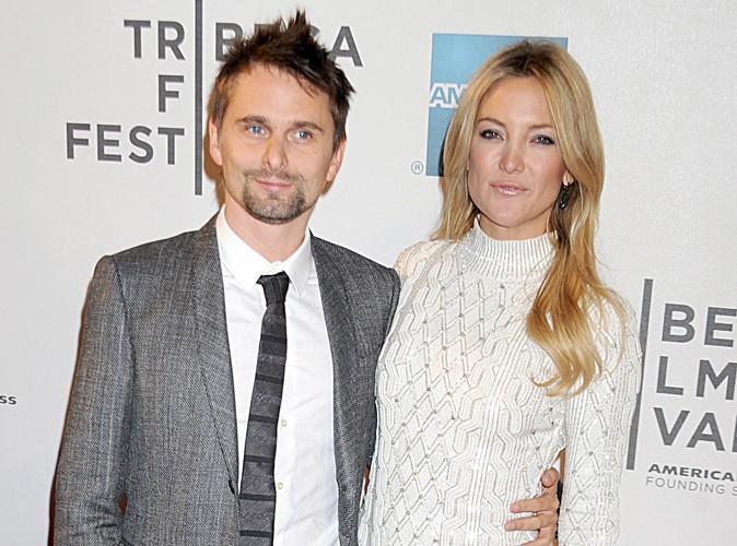 Kate Hudson et Matthew Bellamy : à deux doigts de la séparation ?