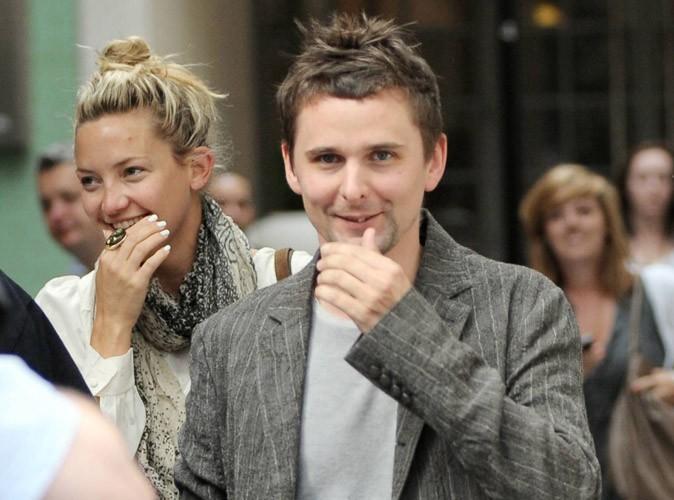 Kate Hudson : la future maman fiancée à Matthew Bellamy?
