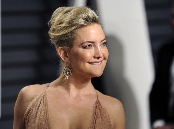 Kate Hudson officialise avec son nouveau mec... et ce n'est pas Brad Pitt !
