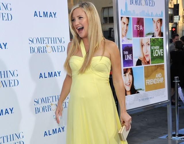 Kate Hudson versus les kilos de la grossesse !