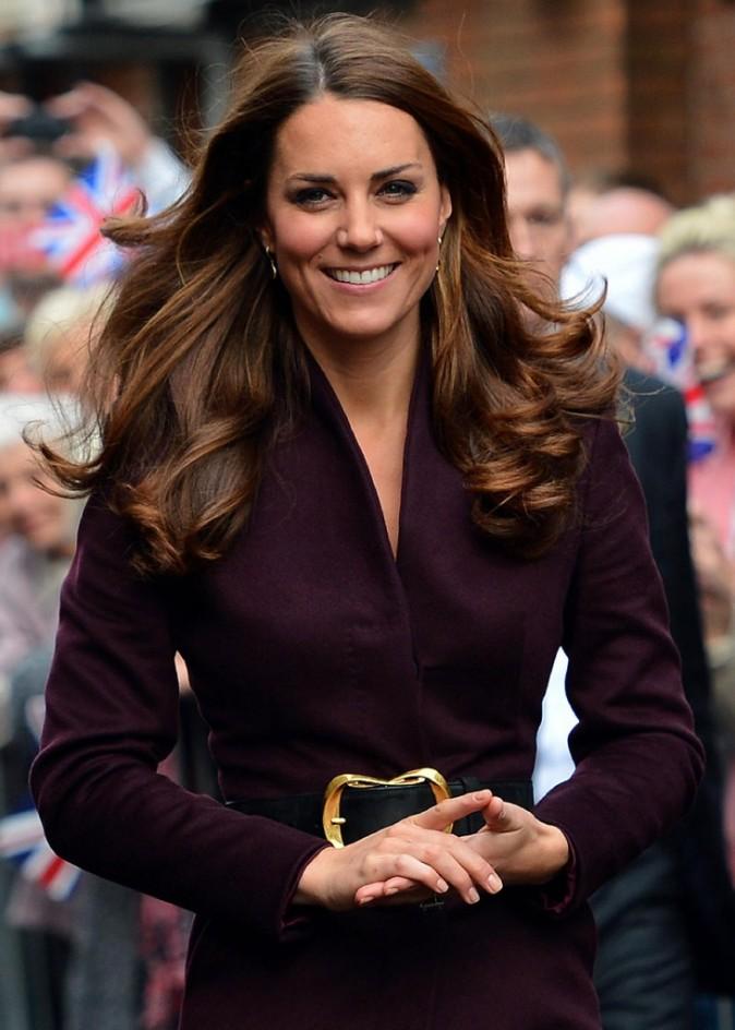 Kate Middleton : déjà couverte d'une tonne de cadeaux avant même la naissance de son bébé...