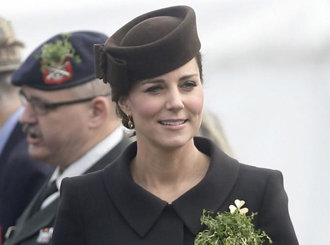 Kate Middleton : elle a accouché, et c'est la presse US qui le dit !