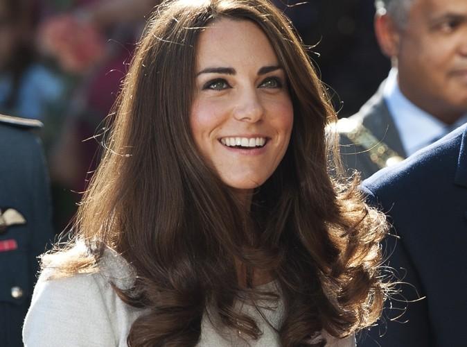 Kate Middleton : elle a écrit elle-même à un enfant malade !