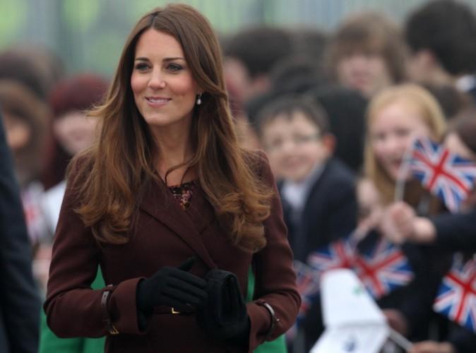 Kate Middleton : elle attend une fille !