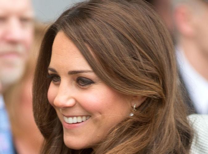 "Kate Middleton enceinte : elle sera ""une maman ferme mais juste"" !"