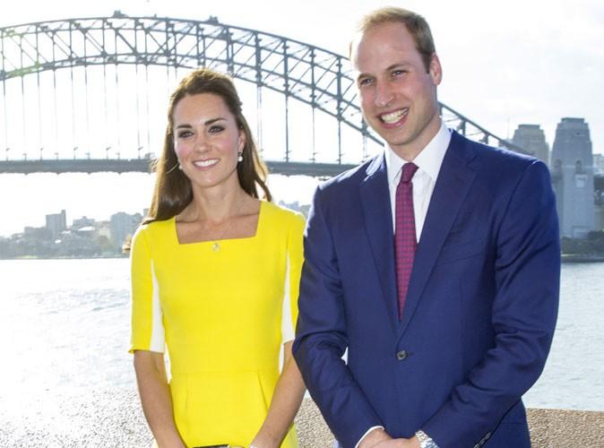 Kate Middleton et le prince William : après l'Australie, ils débarquent en France !