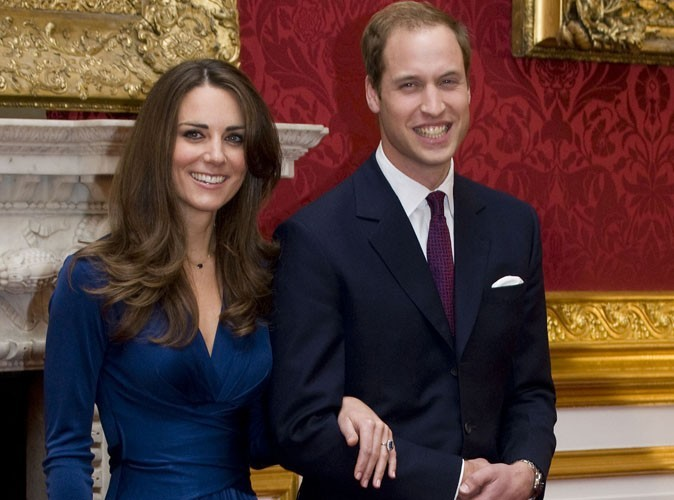 Kate Middleton et le Prince William : leur gâteau de mariage ? Un cake aux fruits !