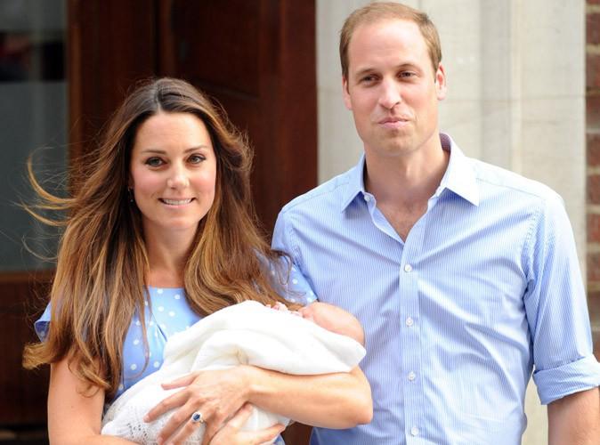Kate Middleton et le Prince William : leur petit George entre les mains d'une nouvelle nounou entièrement dévouée !