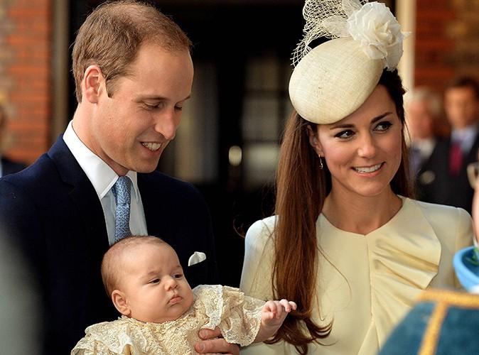 Kate Middleton et Prince William : ils ont trouvé la parfaite nounou pour s'occuper de George !