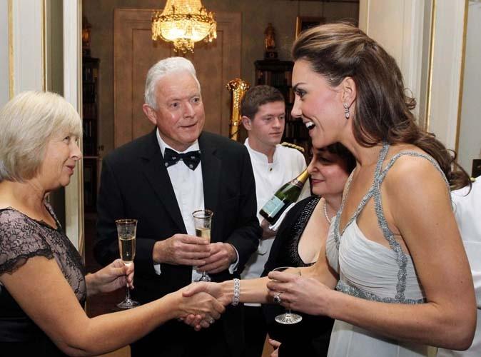 Kate Middleton : pas d'extensions capillaires mais une cicatrice qui affole le net !