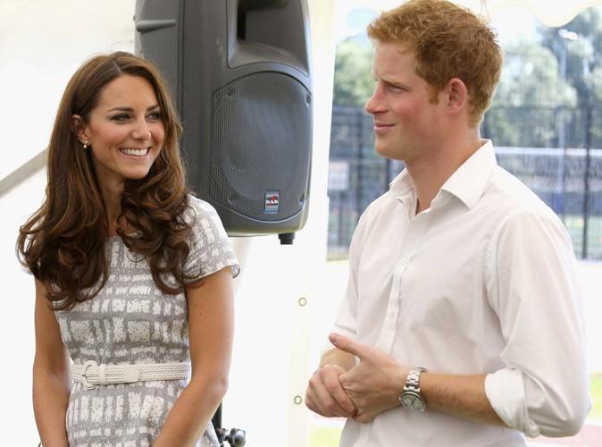 Kate Middleton : pourquoi sa grossesse l'a rapprochée du prince Harry !