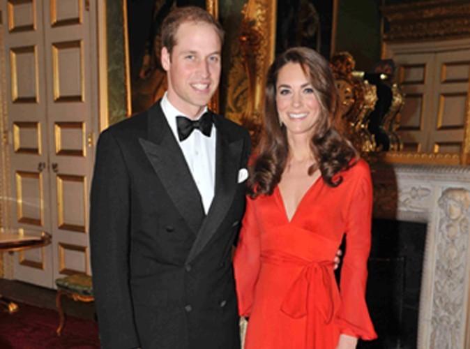 Kate Middleton : sa robe rouge fait sensation à un gala de charité !
