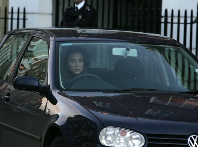 Kate Middleton : son ancienne voiture vaut une fortune !