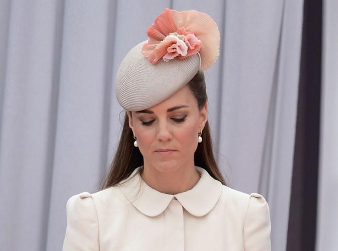 Kate Middleton : toujours aussi faible, elle cause une nouvelle déception…