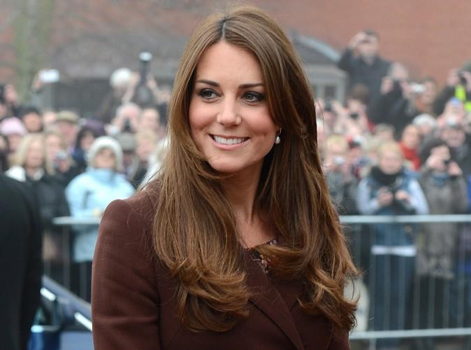 Kate Middleton : une vraie petite fille en fleur à l'âge de 11 ans !