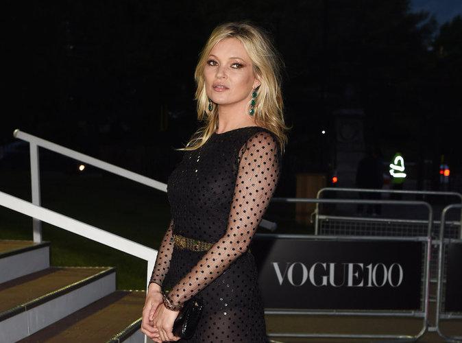 Kate Moss : Elle serait recasée avec... un adolescent !